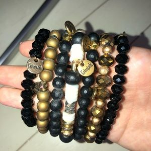 Erimish stack!! 7 bracelets!!!